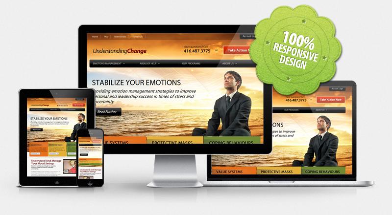 Website for Understanding Change